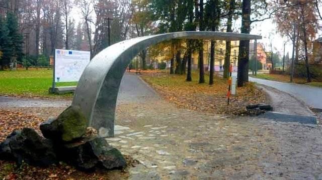 Úklid parku