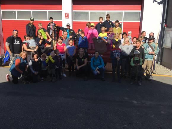 Pomozte hasičatům uklidit lesík U Háje a les u hasičského hřiště